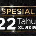 Diskon Ulang Tahun XL Axiata