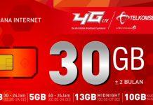promo internet paket data telkomsel